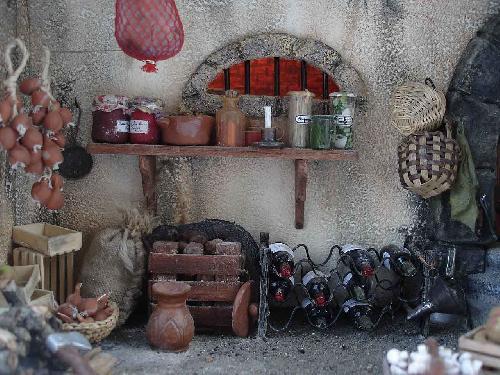 la cave inspir e par monique mineau les cr ations de nanetska. Black Bedroom Furniture Sets. Home Design Ideas